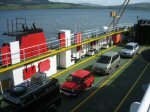 Fishnish to Lochaline car ferry